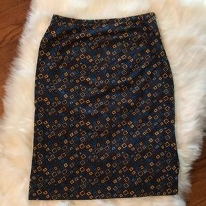 St. John's Bay Skirt. Size: 6